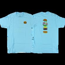 Habitat - Bob's Burgers Expanded Ss S-sky Blue - T-shirt