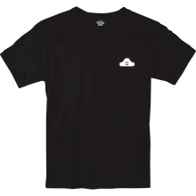 Thank you - You Cloudy Ss S-black - T-shirt