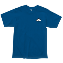 Thank you - You Cloudy Ss M-blue/wht - T-shirt