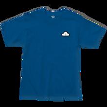 Thank you - You Cloudy Ss Xl-blue/wht - T-shirt