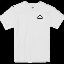Thank you - You Cloudy Ss M-white - T-shirt