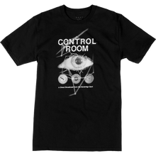Alien Workshop - Control Room Ss S-black - T-shirt
