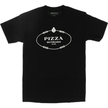 Pizza - Couture Ss S-black - T-shirt