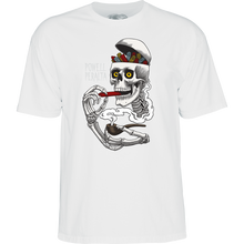 Powell Peralta - Curb Skelly Ss S-white - T-shirt