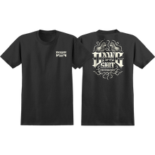 Anti Hero - Dawg Shit Logo Ss S-tar Black - T-shirt