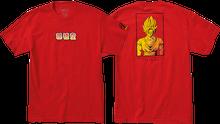 Primitive - Dbz Goku Saiyan Style Ss S-red - T-shirt