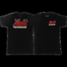 Toy Machine - Devil Cat Ss M-black - T-shirt