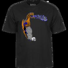 Bones Wheels - Lockwood Dragon Ss S-black - T-shirt