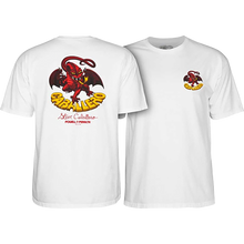 Powell Peralta - Cab Dragon Ii Ss S-white - T-shirt