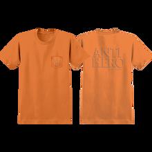 Anti Hero - Drop Hero Pocket Ss M-org/reflective - T-shirt
