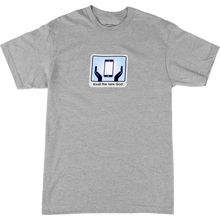 Alien Workshop - Exalt Gen Zed Ss S-grey - T-shirt