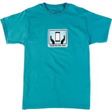Alien Workshop - Exalt Gen Zed Ss S-seafoam - T-shirt