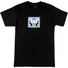 Alien Workshop - Exalt Gen Zed Ss S-black - T-shirt
