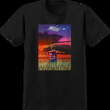 Real - Kelch Flyer Ss S-black - T-shirt