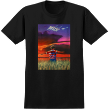 Real - Kelch Flyer Ss L-black - T-shirt