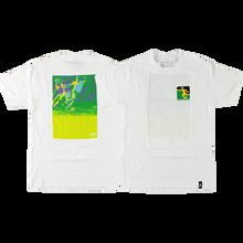 Girl - Futbol Ss S-white - T-shirt
