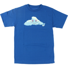 Thank you - You Head In The Clouds Ss M-blue - T-shirt