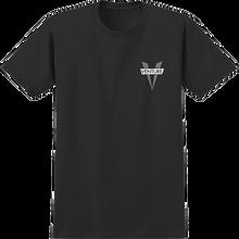 Venture - Heritage V Ss S-blk/grey - T-shirt