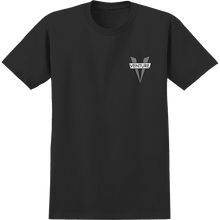 Venture - Heritage V Ss M-blk/grey - T-shirt