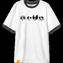 Enjoi - Kiss Ss M-white - T-shirt
