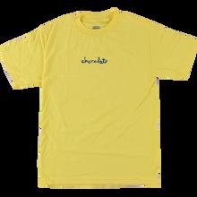 Chocolate - Mid Chunk Ss S-banana Yel - T-shirt