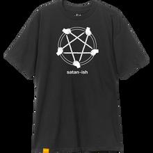 Enjoi - Satanish Ss S-black - T-shirt