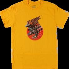 Real - Screaming Bird Ss Xl-gold - T-shirt