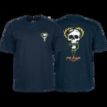 Powell Peralta - Mcgill Skull & Snake Ss S-navy - T-shirt