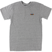 Alien Workshop - Spectrum Embroidered Ss S-dark Grey - T-shirt