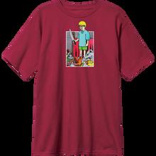 101 Boards - Boards Stuffed Animals Ss S-burgundy - T-shirt