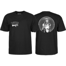 Bones Wheels - Terror Nacht Nightmare Ss S-black - T-shirt