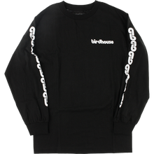 Birdhouse - B-chain L/s M-black
