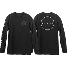 ALMOST - Cryptic L/s M-black