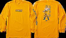 Primitive - Dbz Super Saiyan Goku L/s S-gold