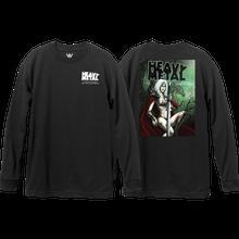 Darkstar - Heavy Metal Mag 2 L/s S-black