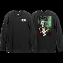 Darkstar - Heavy Metal Mag 2 L/s L-black
