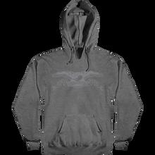 Anti Hero - Basic Eagle Hd/swt Xl-gunmetal/grey - Skateboard Sweatshirt