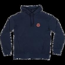 Independent - Btgc Patch Hd/swt S-navy - Skateboard Sweatshirt
