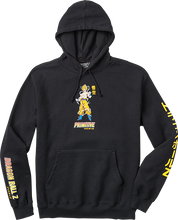 Primitive - Dbz Super Saiyan Goku Hd/swt M-blk - Skateboard Sweatshirt