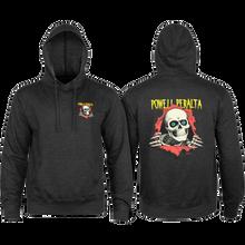 Powell Peralta - Ripper Hd/swt S-charcoal - Skateboard Sweatshirt