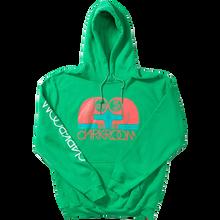Darkroom - Sloths Hd/swt S-irish Green - Skateboard Sweatshirt