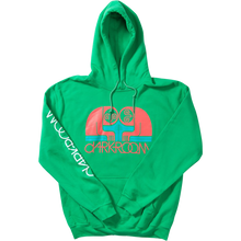 Darkroom - Sloths Hd/swt Xl-irish Green - Skateboard Sweatshirt