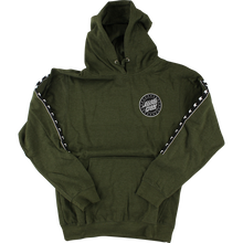 Santa Cruz - Spangle Hd/swt Xl-army Heather - Skateboard Sweatshirt