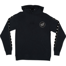 Santa Cruz - Spangle Hd/swt L-black - Skateboard Sweatshirt