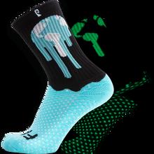 Psockadelic - Earth Crew Socks Glow - Skateboard Socks