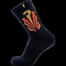 Psockadelic - Future 1 Crew Socks Black 1pr - Skateboard Socks