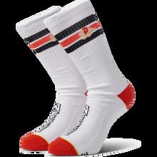 Primitive - Dbz Nimbus Ringer Crew Socks White - Skateboard Socks