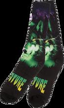 CREATURE - Spirit Shroud Crew Socks Black 1pr - Skateboard Socks