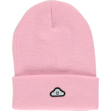 Thank you - You Cloudy Beanie Pink