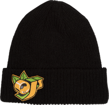 OJ WHEELS - Ribbed Beanie Black
